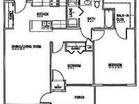 $808 / Month Apartment For Rent: 2 Bedroom - Stonebridge Senior Apartments | ID:...