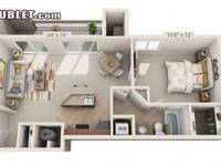 $1,390 / Month Apartment For Rent