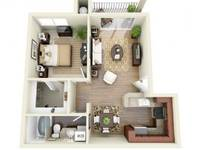 $4,225 / Month Apartment For Rent