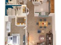 $2,557 / Month Apartment For Rent