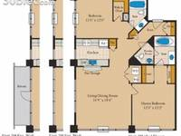 $3,746 / Month Apartment For Rent
