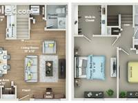 $1,220 / Month Apartment For Rent