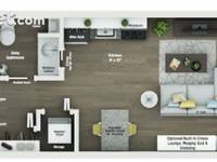 $1,095 / Month Apartment For Rent