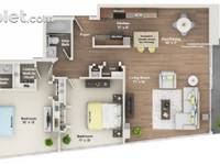 $1,715 / Month Apartment For Rent
