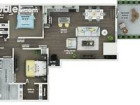 $1,870 / Month Apartment For Rent