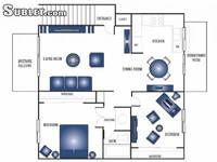 $1,960 / Month Apartment For Rent