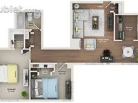 $1,175 / Month Apartment For Rent