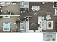 $1,475 / Month Apartment For Rent