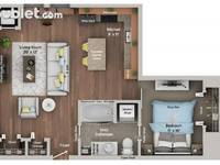 $2,325 / Month Apartment For Rent