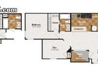 $1,410 / Month Apartment For Rent
