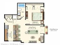 $1,495 / Month Apartment For Rent: 21033 Weston Willows Avenue - Weston Willows, L...