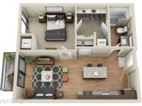 $1,600 / Month Apartment For Rent: Urban Oasis, Open Floorplan, Gourmet Kitchen, E...