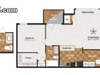 $1,320 / Month Apartment For Rent