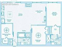 $2,845 / Month Apartment For Rent