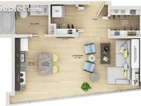 $735 / Month Apartment For Rent