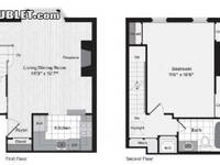 $1,758 / Month Apartment For Rent