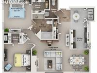 $1,930 / Month Apartment For Rent