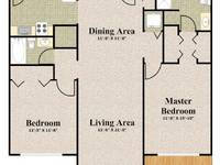$1,650 / Month Apartment For Rent