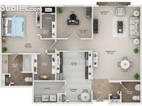 $1,970 / Month Apartment For Rent