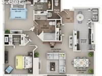 $2,025 / Month Apartment For Rent