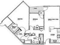 $816 / Month Apartment For Rent: 2 Bedroom And 2 Baths - Stonebridge Senior Apar...